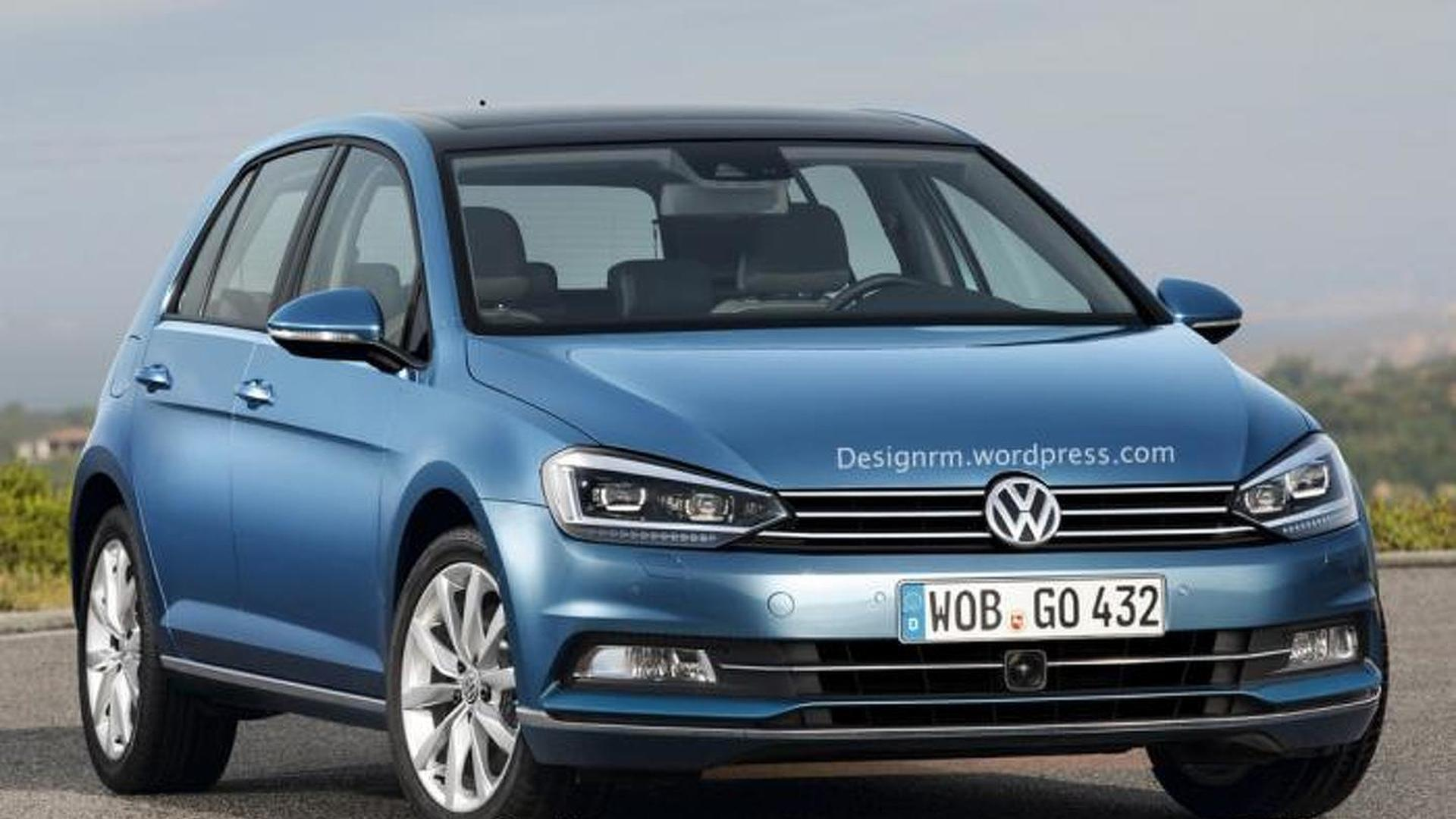 Next Generation Volkswagen Golf Coming Late 2016 With Mild Hybrid Train