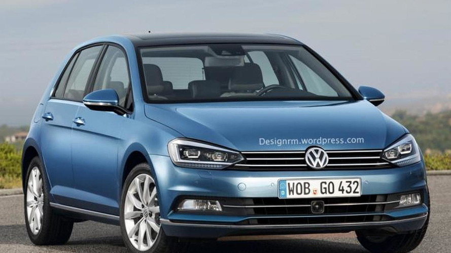 Next generation Volkswagen Golf coming late 2016 with mild hybrid powertrain