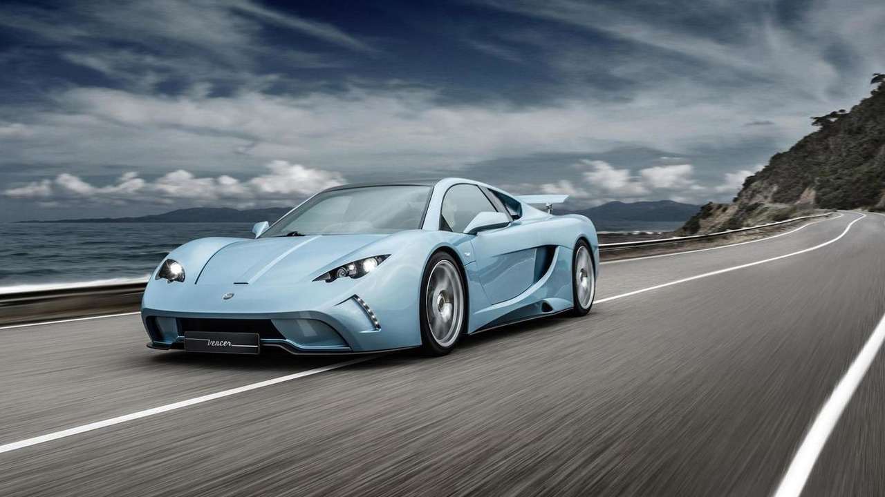 2015 Vencer Sarthe production version