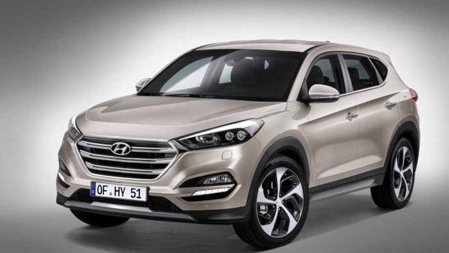 2016 Hyundai Tucson arrives in Geneva together with 48V Hybrid and Plug-in-Hybrid versions