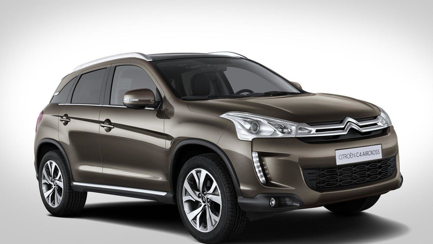 2012 Citroën C4 Aircross unveiled
