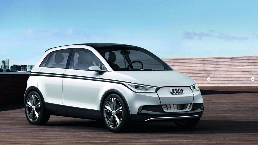 Audi A2 canceled - report