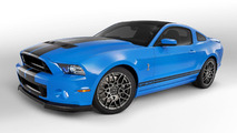 2013 Ford Shelby GT500 - 15.11.2011