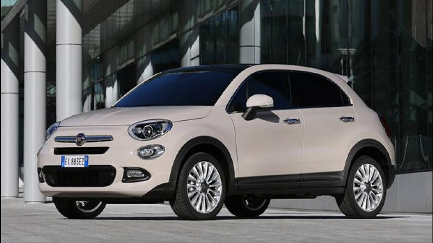"Fiat 500X in tour per l'Italia con ""The Power of X"""
