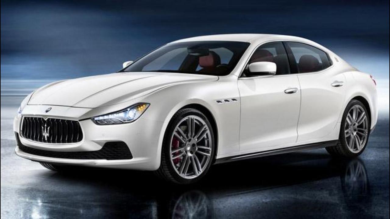 [Copertina] - La Nuova Maserati Ghibli e le concorrenti, una sfida sui prezzi