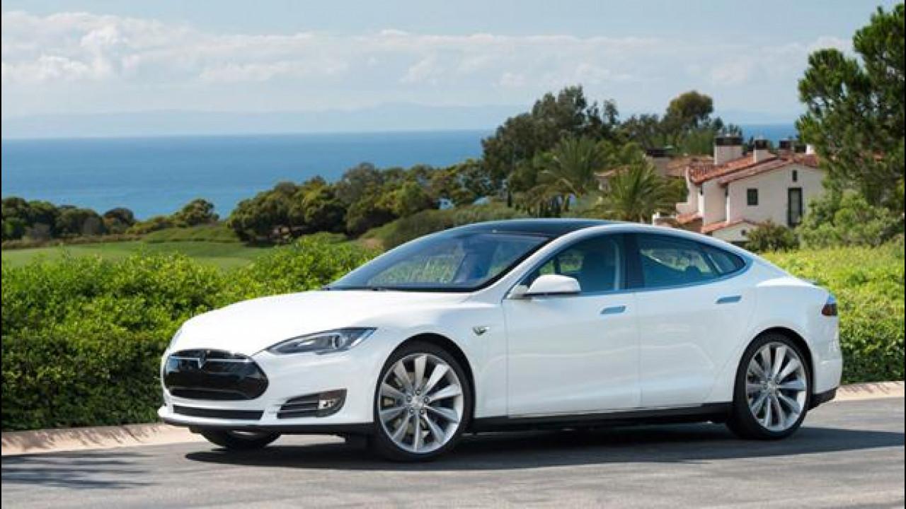 [Copertina] - Tesla Model S è arrivata in Italia