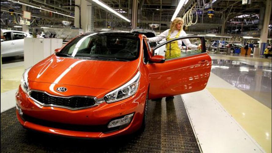 """Hyundai e Kia sono sempre più """"importanti"""" per l'Europa"""