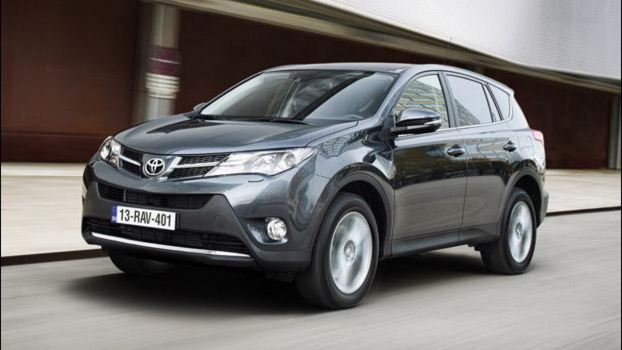 [Copertina] - Nuovo Toyota RAV4: il SUV è tornato