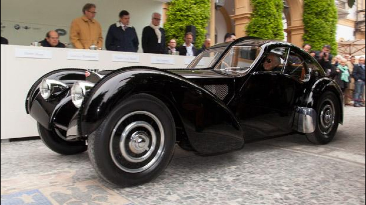 [Copertina] - Concorso d'Eleganza Villa d'Este 2013, il trionfo Bugatti