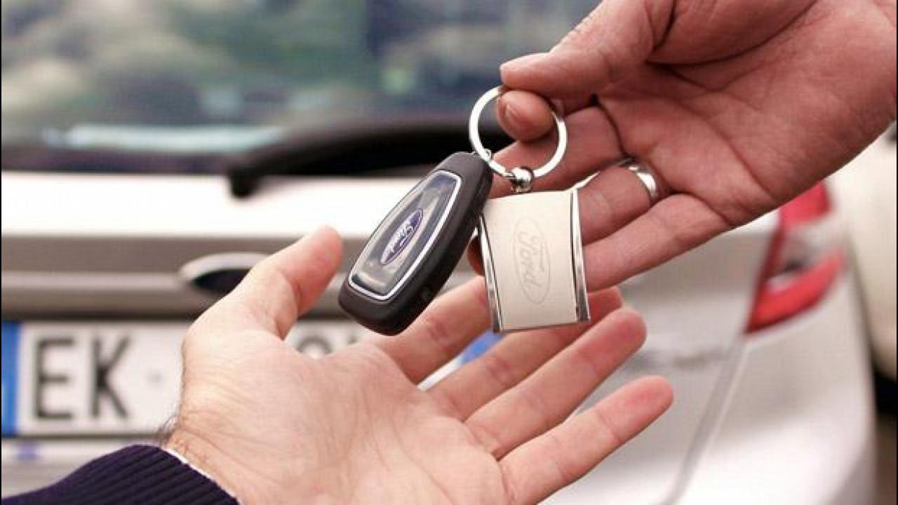 [Copertina] - Ford: anche B-Max, Focus e C-Max per i neopatentati