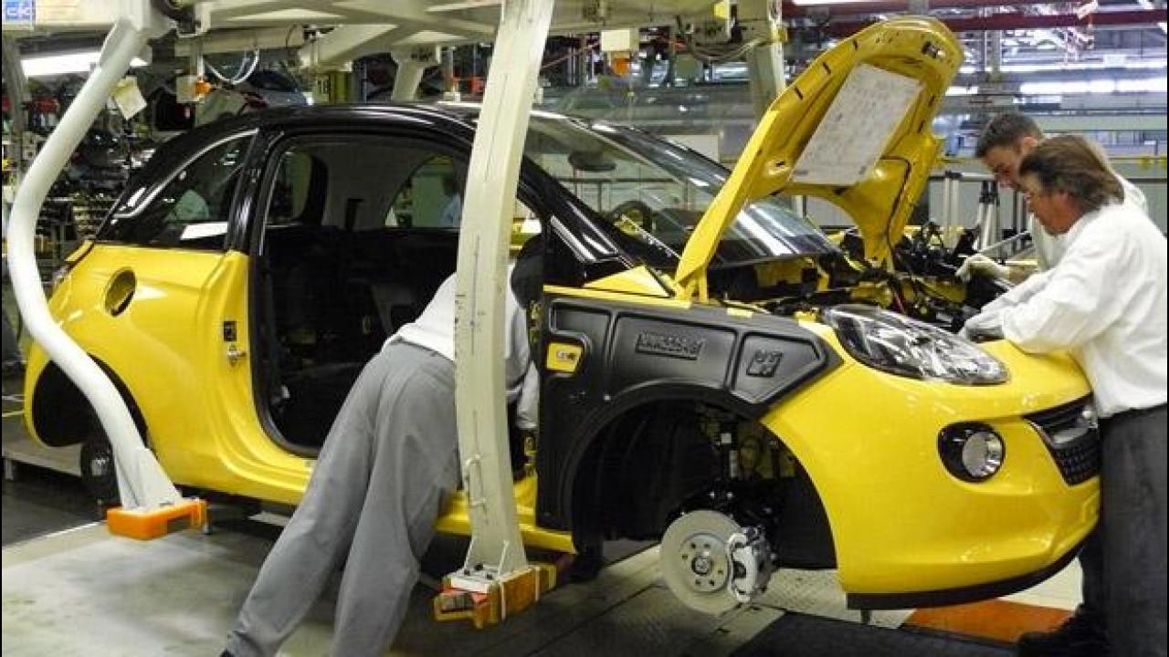 [Copertina] - Opel: 4 miliardi di euro di investimenti entro il 2016