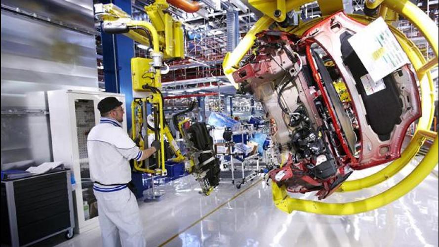 C'è la crisi: Fiat chiude Pomigliano per dieci giorni