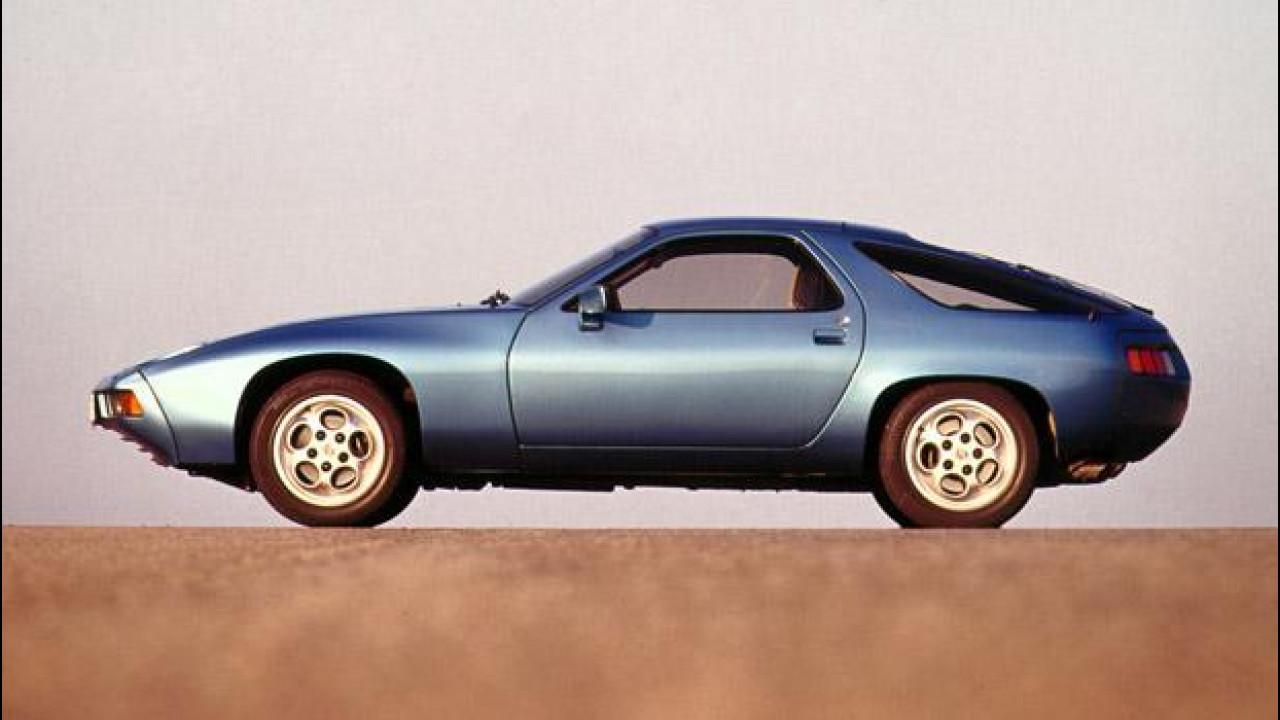 [Copertina] - Porsche 928, mito incompreso