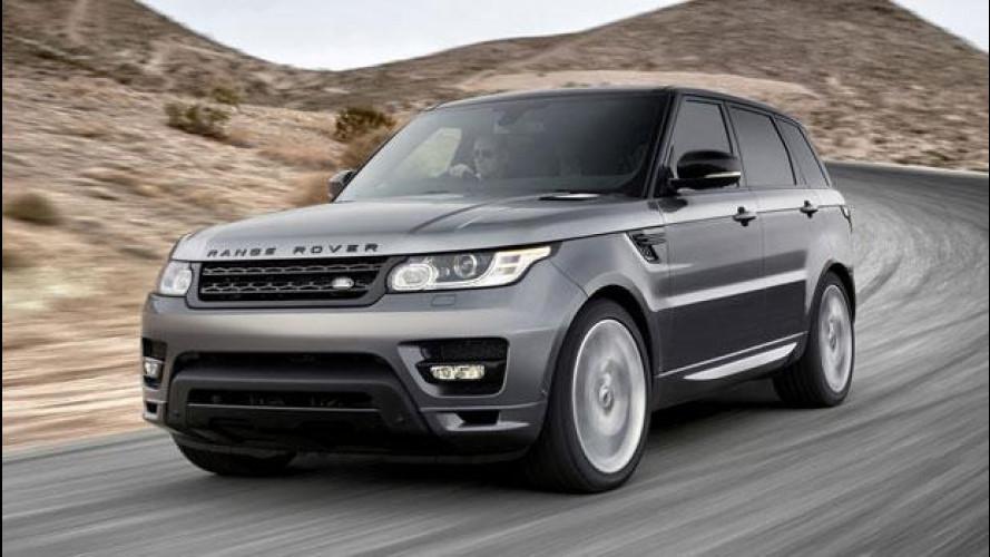 Nuova Range Rover Sport: confortevole per tradizione, agile da non crederci
