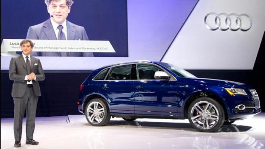 """Luca De Meo: """"Audi è emozionalità"""""""