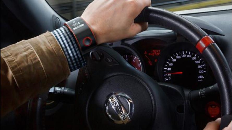 Nissan mette l'esperienza Nismo in un orologio