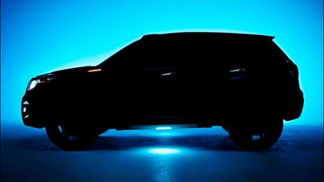 [Copertina] - Suzuki iV-4, la nuova Vitara