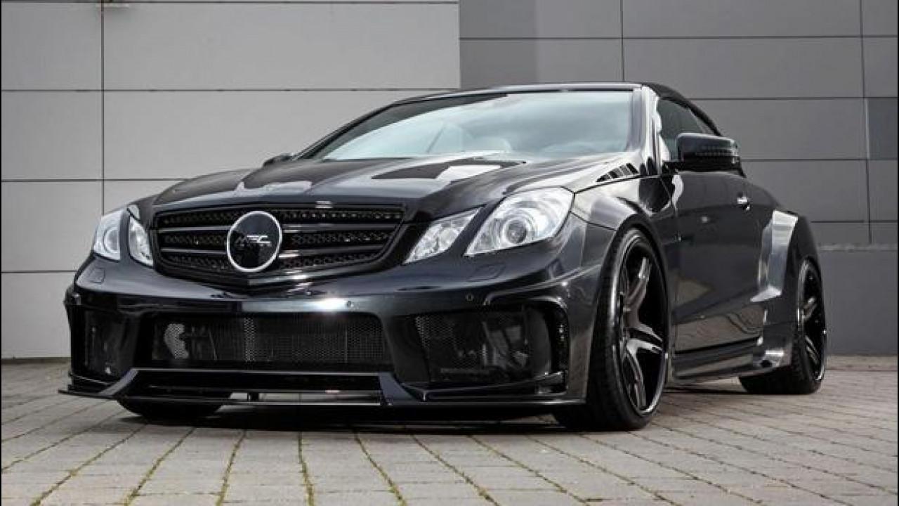 [Copertina] - Mercedes Classe E, più grinta per Coupé e Cabrio