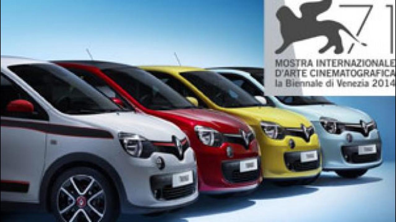 [Copertina] - Renault sul red carpet di Venezia