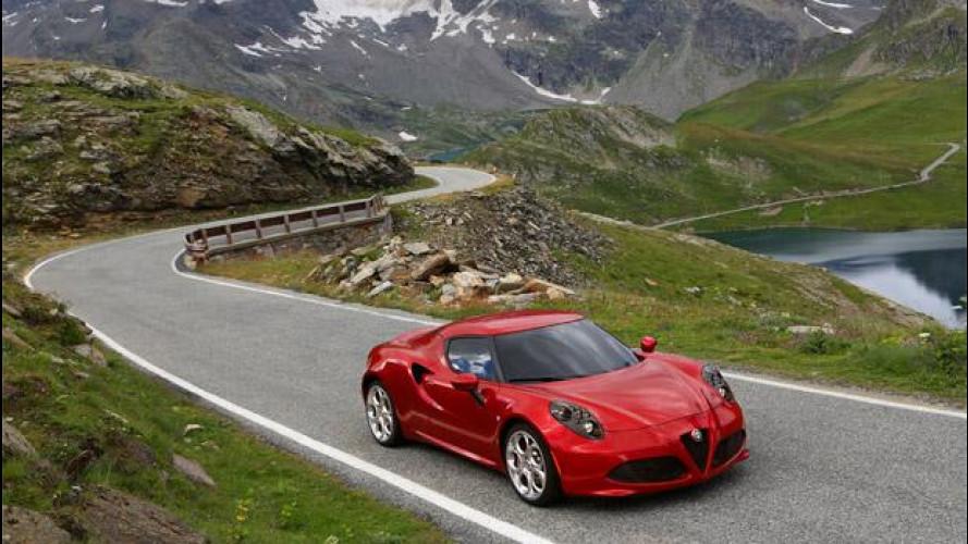 Alfa Romeo 4C, tutto quello che c'è da sapere [VIDEO]