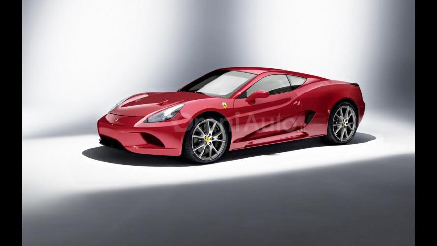 Come sarà l'erede della Ferrari F430