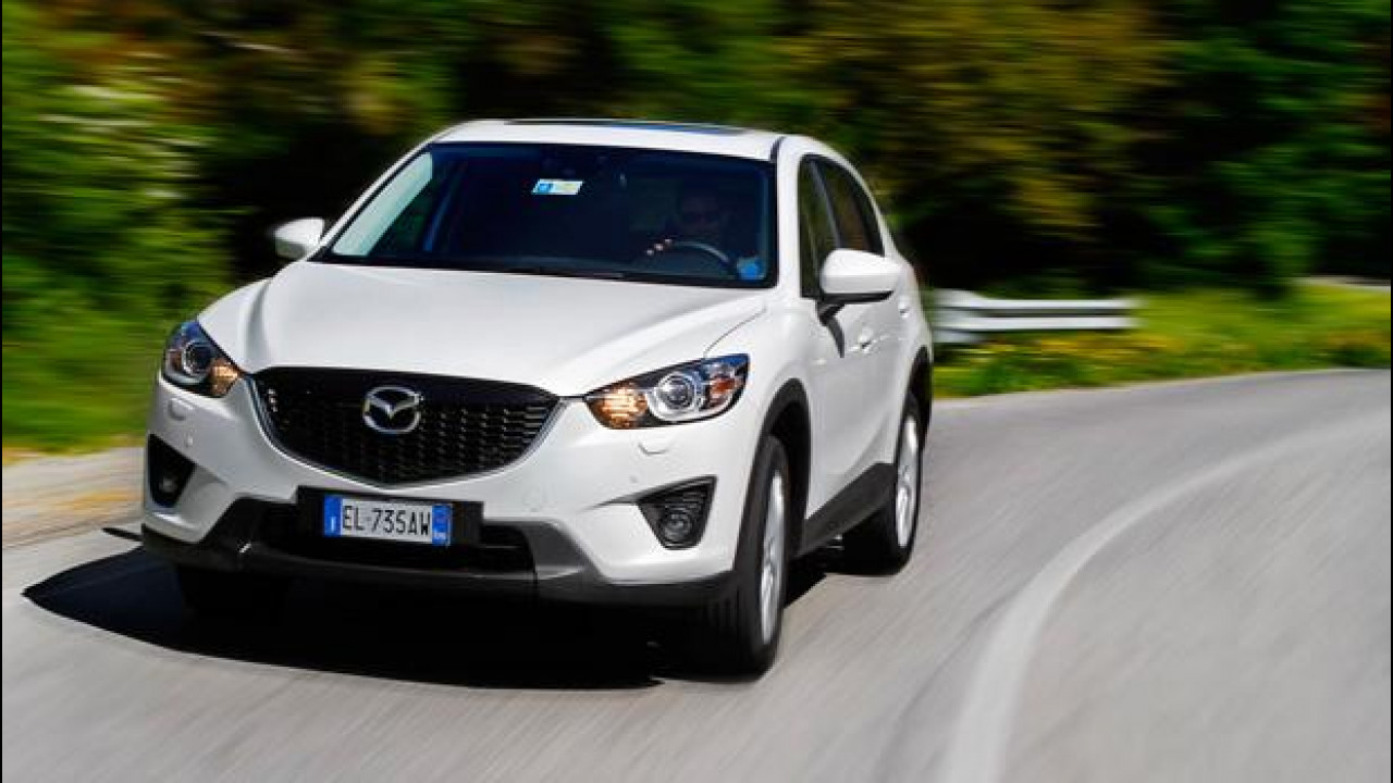 [Copertina] - Mazda CX-5 2.0 Skyactiv-G AWD Exceed