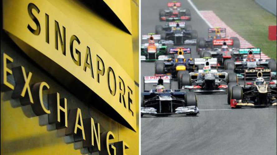 La Formula 1 vicina alla quotazione in Borsa