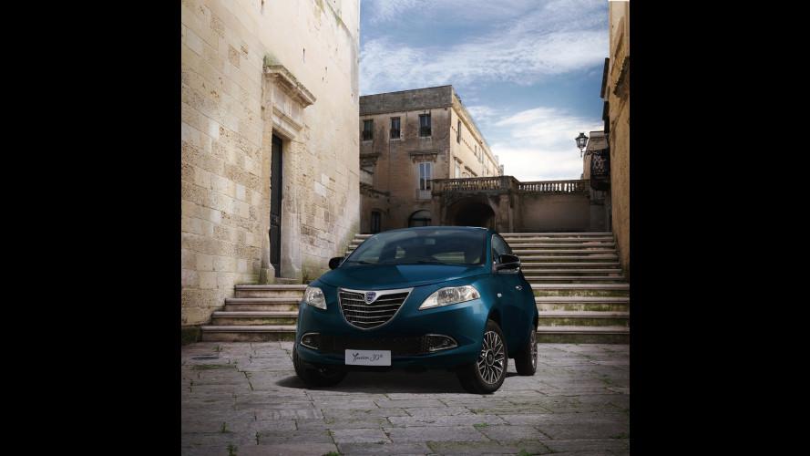"""Lancia Ypsilon 30th Anniversary, """"l'auto-celebrazione"""""""