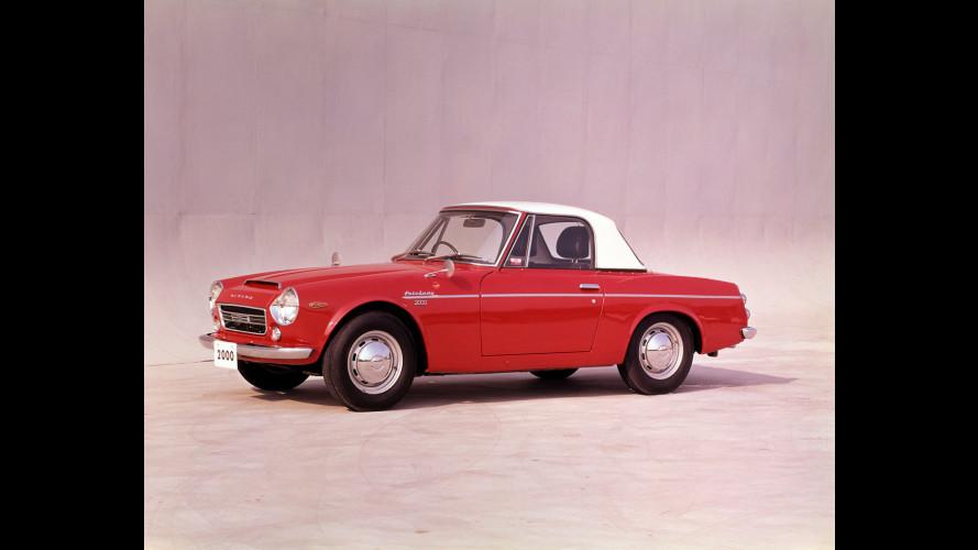 Datsun, si avvicina il lancio del nuovo brand Nissan
