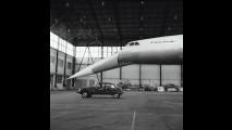 La Citroen DS5 con il Concorde