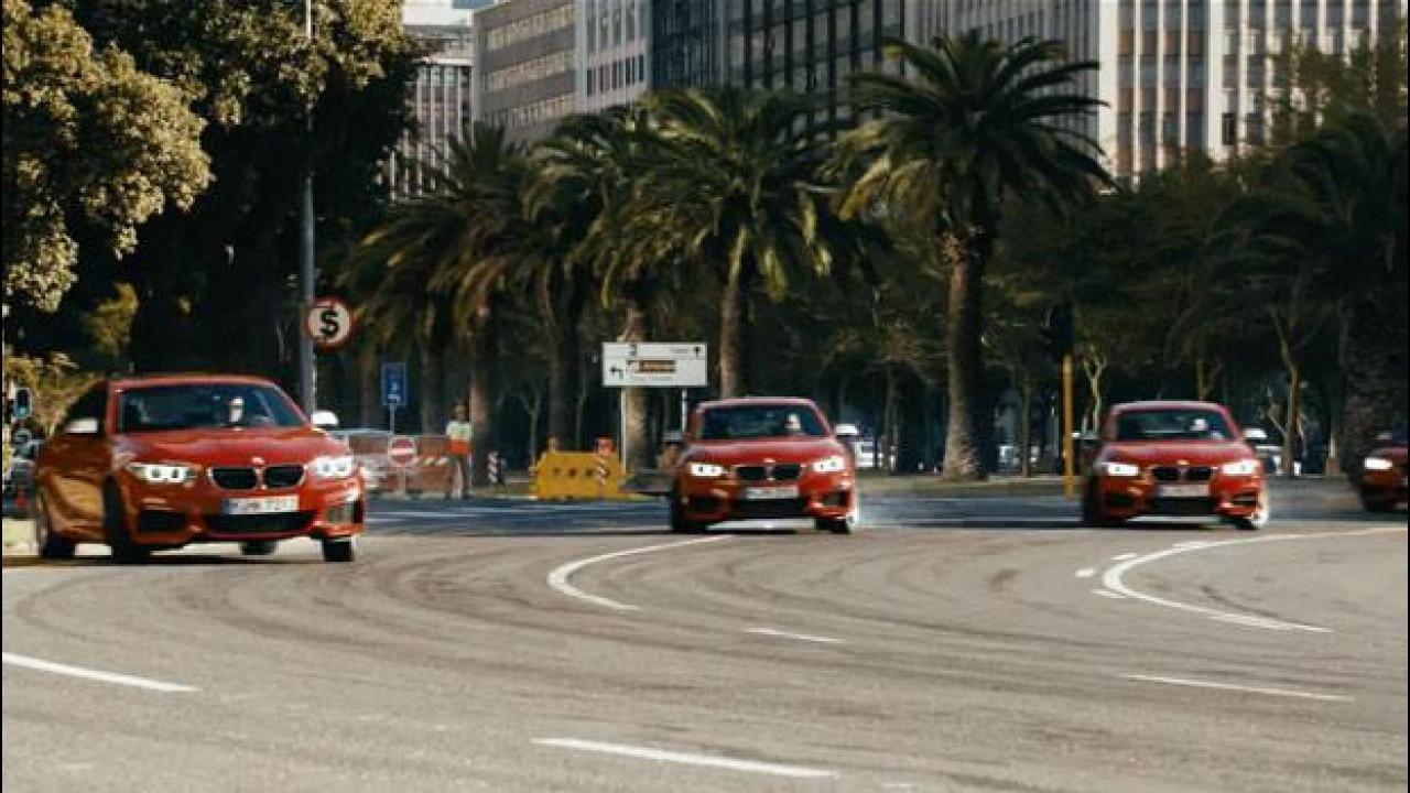 [Copertina] - BMW M235i, il Drift Mob da 326 CV [VIDEO]