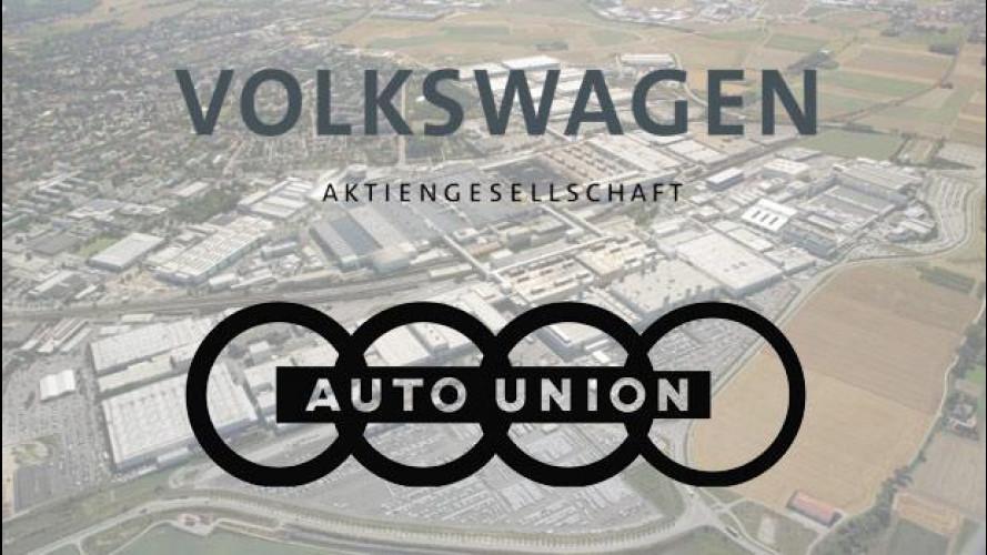 Gruppo Volkswagen: possibile ritorno al nome Auto Union