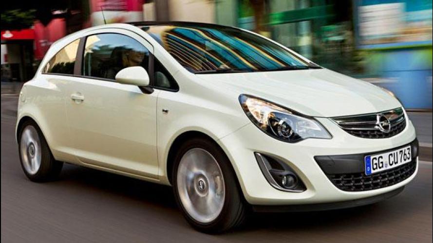 Opel Corsa, cercando l'usato