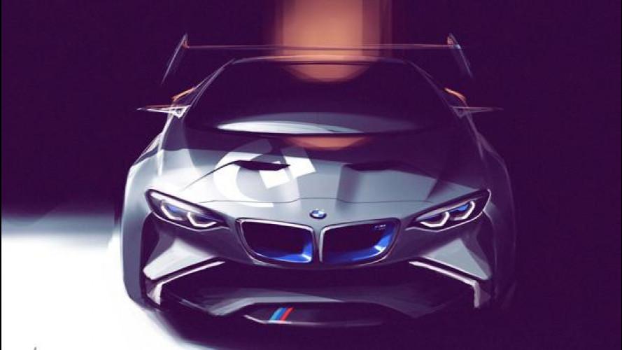 BMW Vision Gran Turismo, per chi guida ai confini della realtà