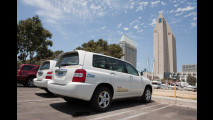 Cento Toyota a idrogeno per gli USA