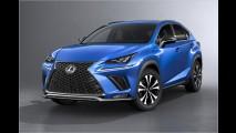lexus nx facelift 2017 iaa