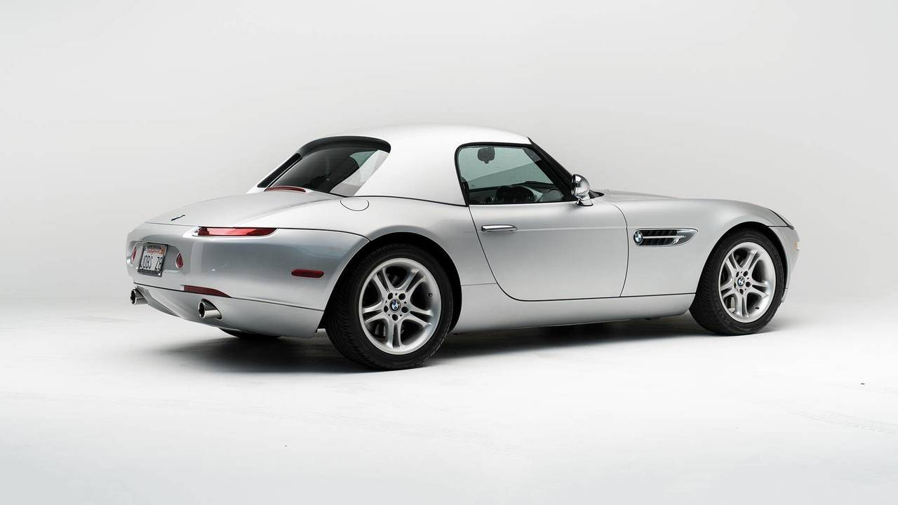Steve Jobs 2000 BMW Z8 Auction