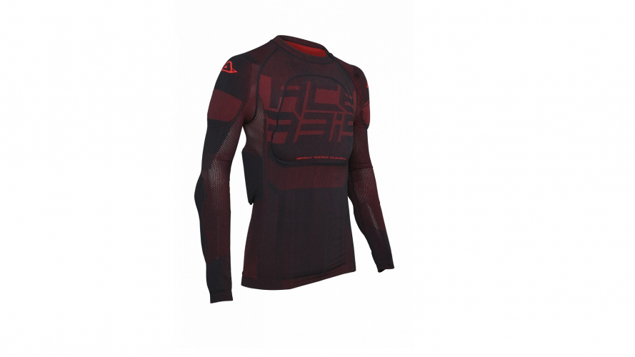 Acerbis X-Fit Future Body Armour, la protezione incontra la leggerezza