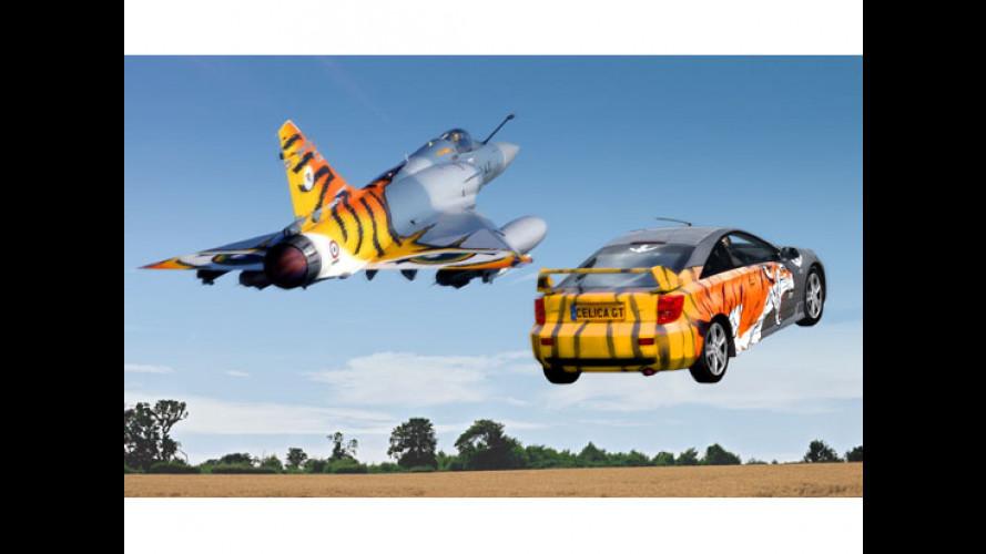 Toyota al Royal Internatioal AIR SHOW