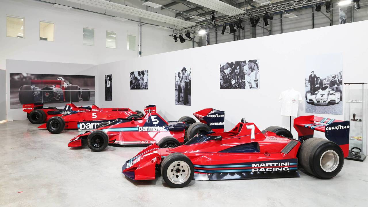 1977-79 Brabham F1 cars