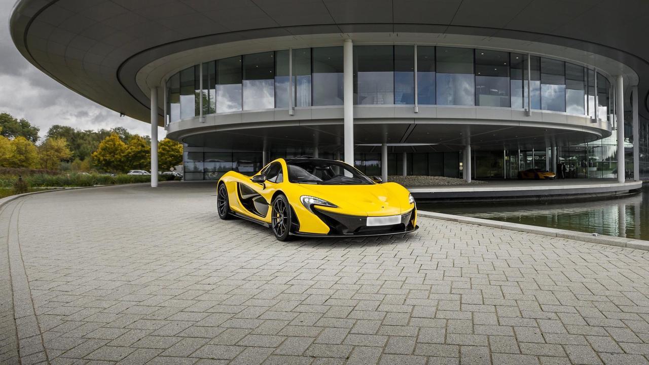 McLaren P1'in Hikayesi