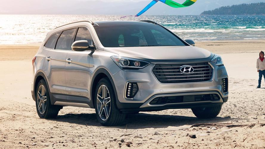 Akár menet közben is használhatatlanná válhat egyes Hyundai Santa Fe modellek kormánya