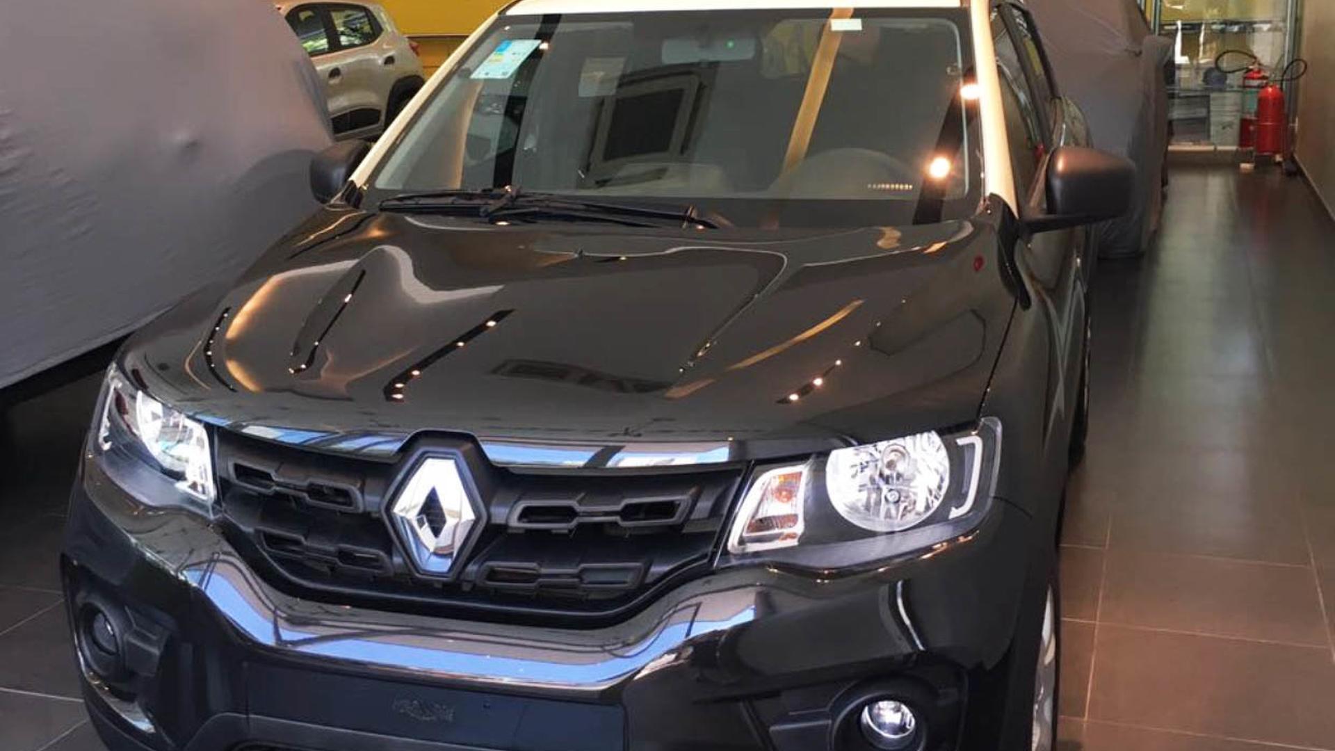 Nas Lojas Renault Moda E Envelopar Kwid Como Captur