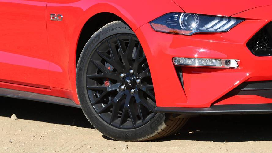 2018 Ford Mustang: First Drive