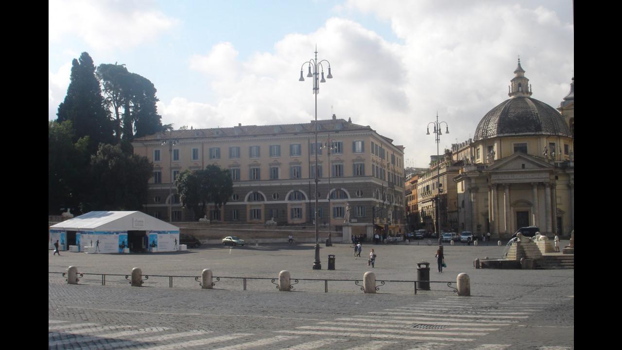 "Il ""Black Point"" tour a Roma"