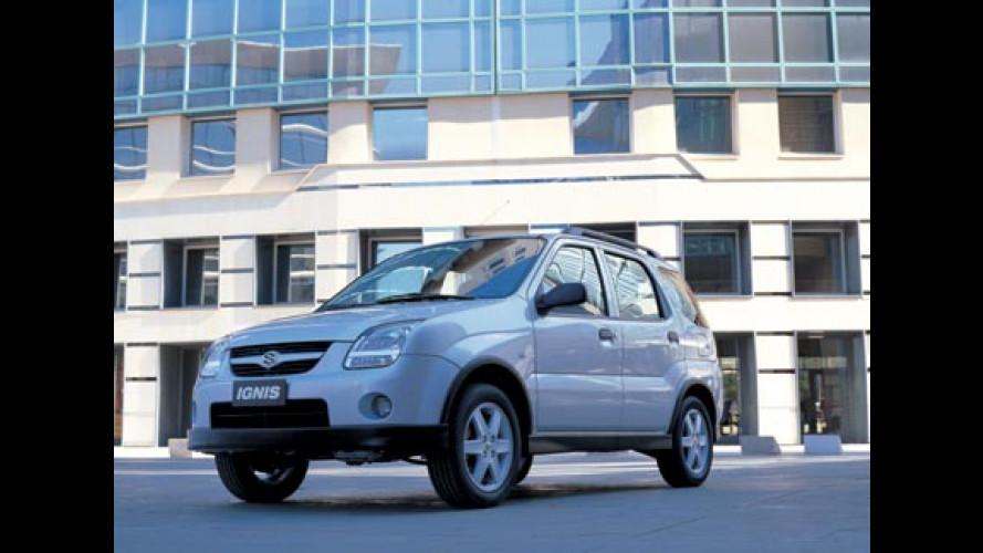 Suzuki Ignis my2004