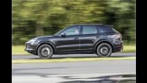 Erste Mitfahrt: Porsche Cayenne 2018