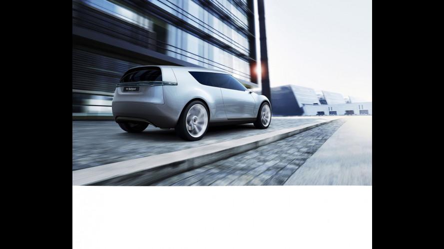 """Saab 9-X BioHybrid è """"Concept Car Specialistica dell'Anno"""" negli USA"""