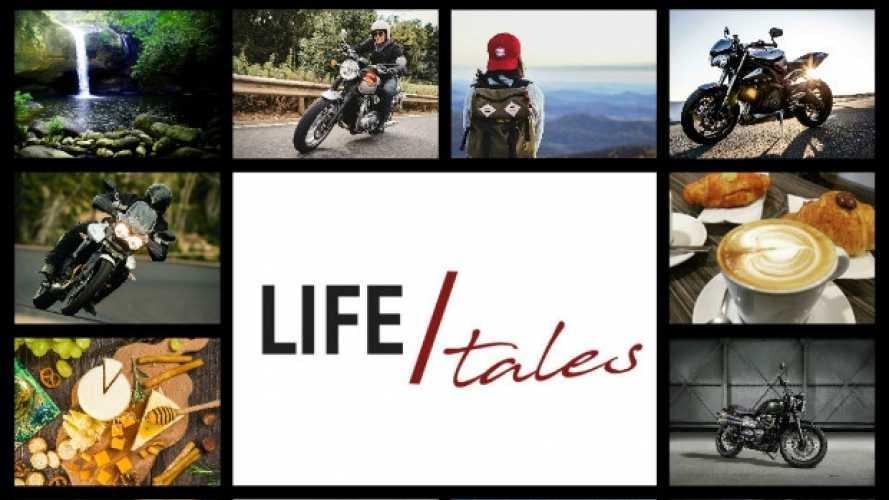 Life Tales, le storie di vita di Triumph Motorcycles