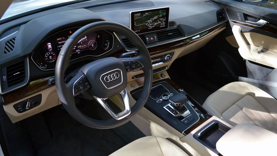 Audi Q Review Playing To The Base - Audi q5 reviews